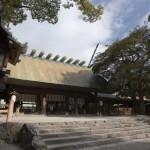熱田神宮の特徴と御垣内参拝